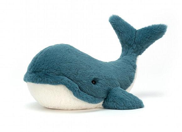 Wally Whale Plush Toy