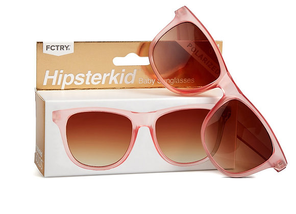 Baby Opticals (0-2) Gold Series Rose Gold Sunglasses