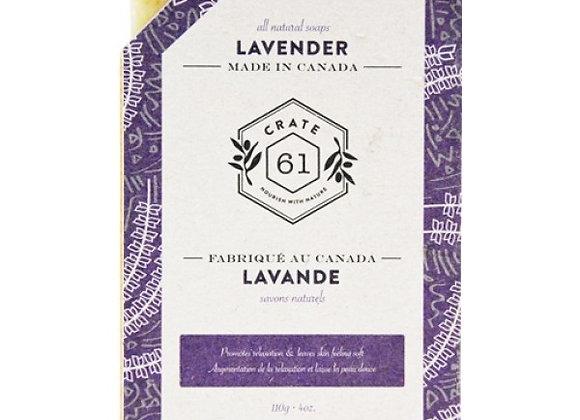 Crate 61 Lavender Soap