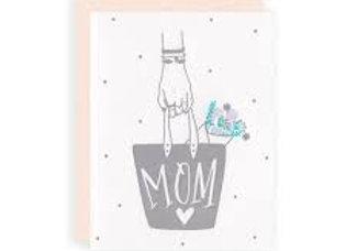 Mom Tote Card