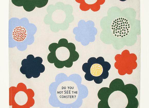 Cotton Dishtowel - The Coaster
