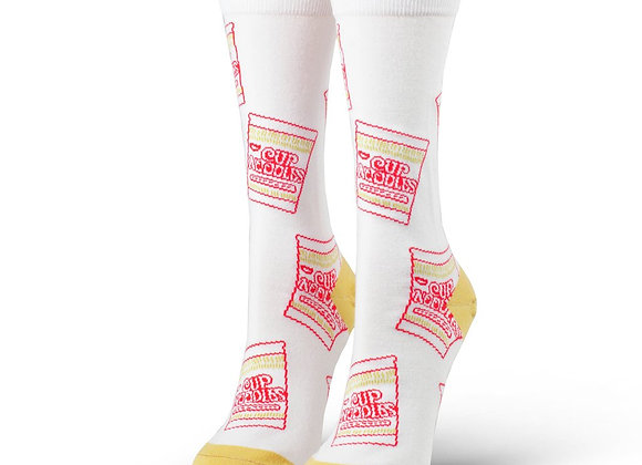 Noodle Cup Socks