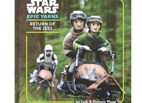 Star Wars Epic Yarns Return of the Jedi - Book