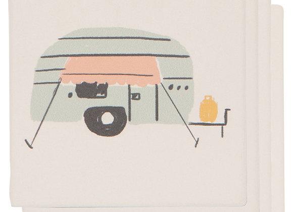 Happy Camper Soak It Up Coaster Set of 4