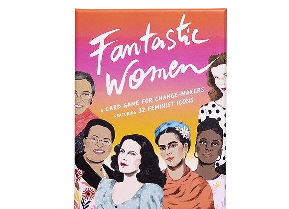 Fantastic Women - Card Game