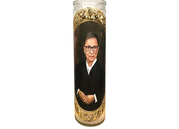 Saint RBG Prayer Candle