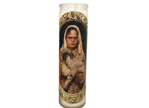 Saint Dwight Schrute Prayer Candle