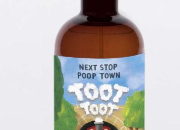 Next Stop Poop Town - Lavatory Mist