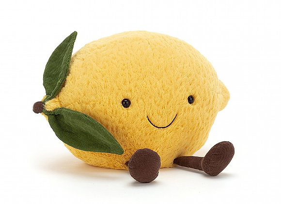 Amuseable Lemon Plush Toy