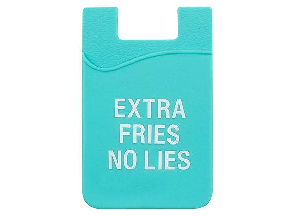 Extra Fries Phone Pocket
