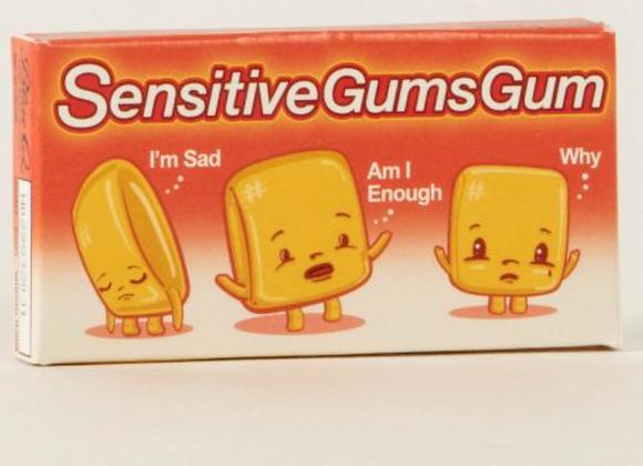 Sensitive Gums - Gum