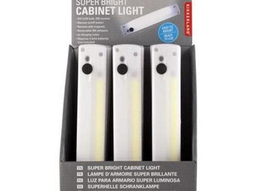 Super Bright Cabinet Light - Kikkerland