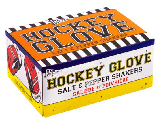 Hockey Gloves Salt & Pepper Shaker