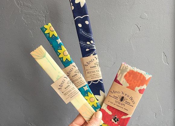 Beeswax Wrap Single