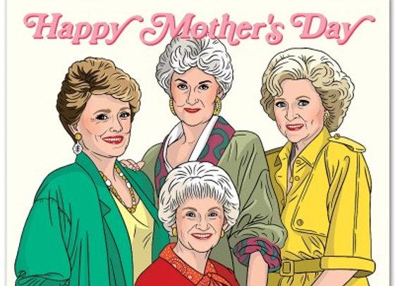 Golden Girls Happy Mother's Day