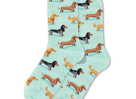 Dachshunds - Socks