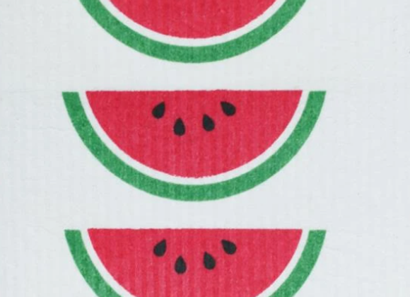 Watermelon Ecologie Swedish Sponge Cloth