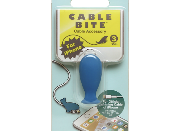 Whale Cable Bite