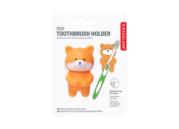 Dog Toothbrush Holder