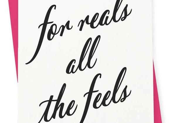 Feels Card