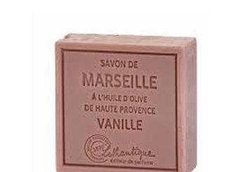 Les Savons de Marseille 100g Vanilla