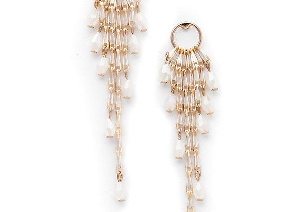 Cascade Drop Earrings
