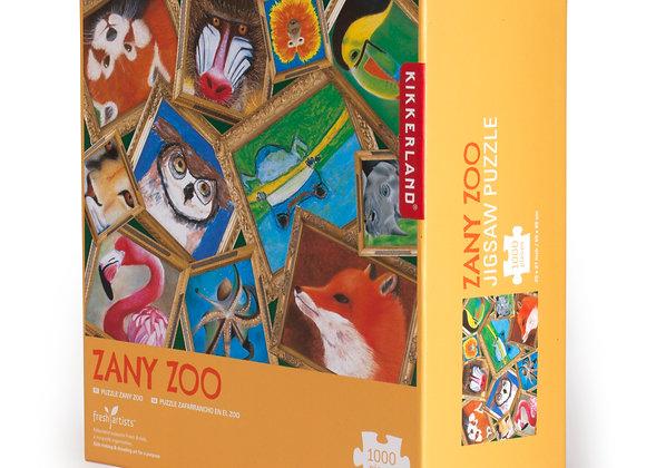 Zany Zoo Puzzle