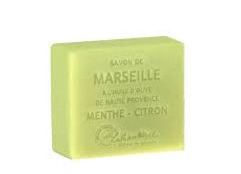 Les Savons de Marseille 100g Mint-Lemon