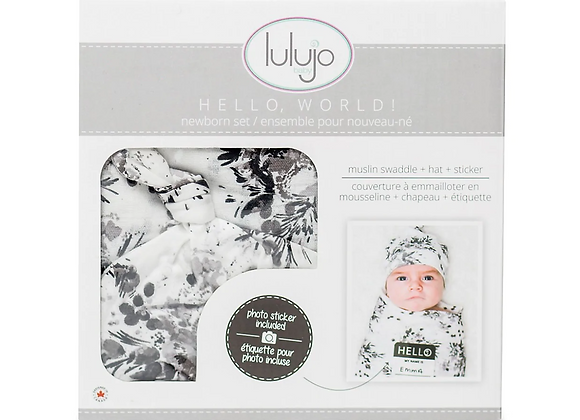 Lulujo HelloWorld - NewBorn Set