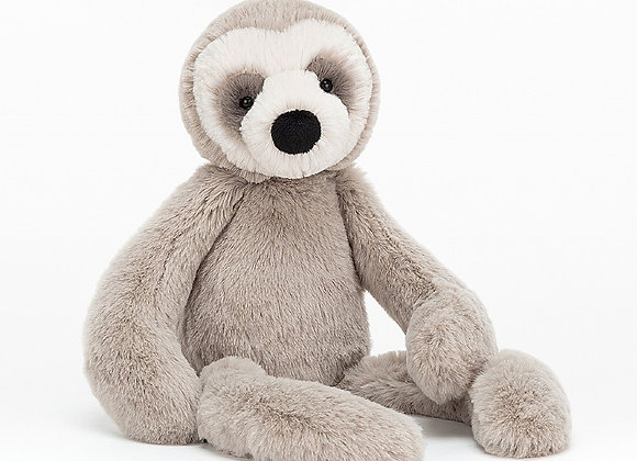 Bailey Small Sloth Plush