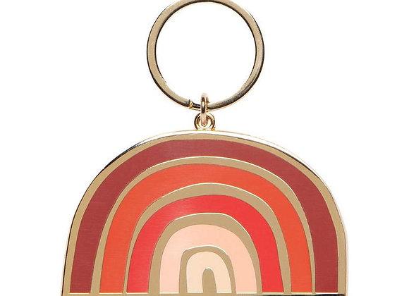 Solstice Keychain
