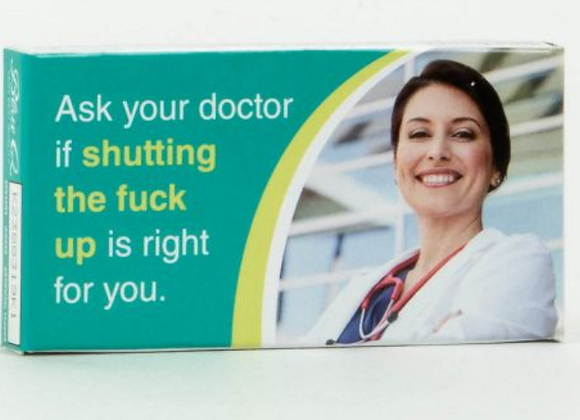 Ask Your Doctor - Gum