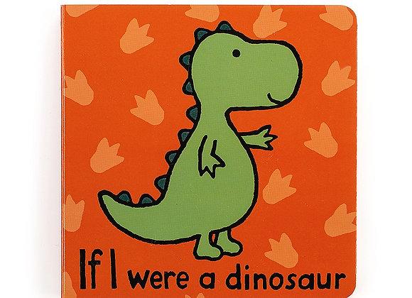 If I Were A Dinosaur Book