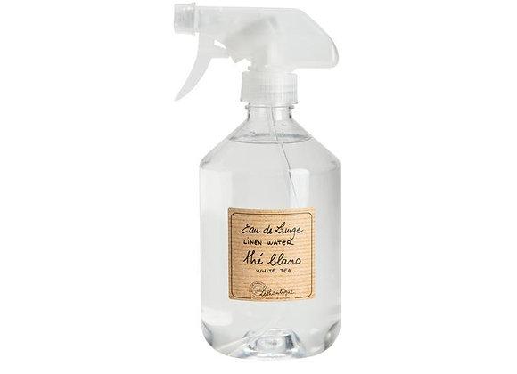 Linen Water Spray White Tea