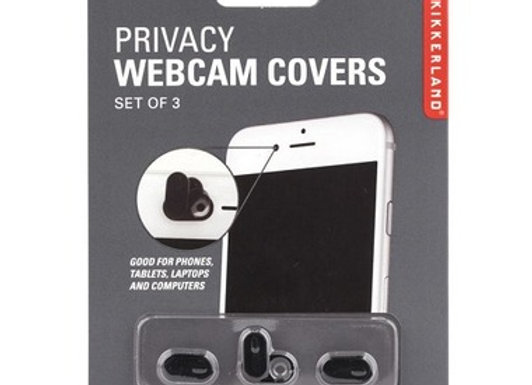 Webcam Covers Set of 3