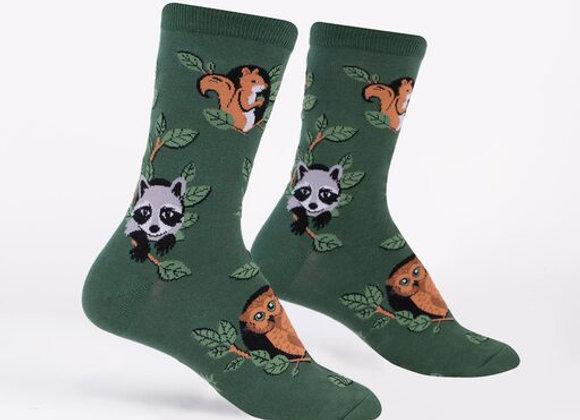 Woodland Watchers - Sock it to Me