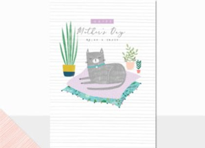 Happy Mother's Day Relax & Enjoy Card