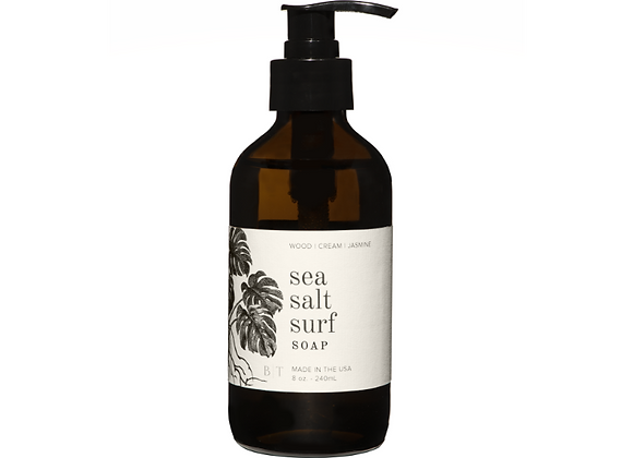 Sea Salt Surf 8oz Liquid Soap