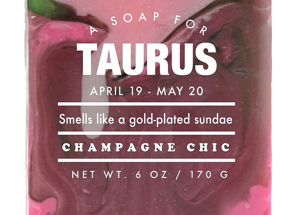 Astrology Soap Taurus