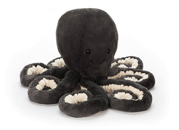 Ocean Life Inky Octopus Plush Toy