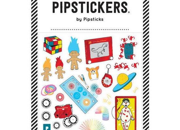 Pipsticks Sticker Sheet Assorted
