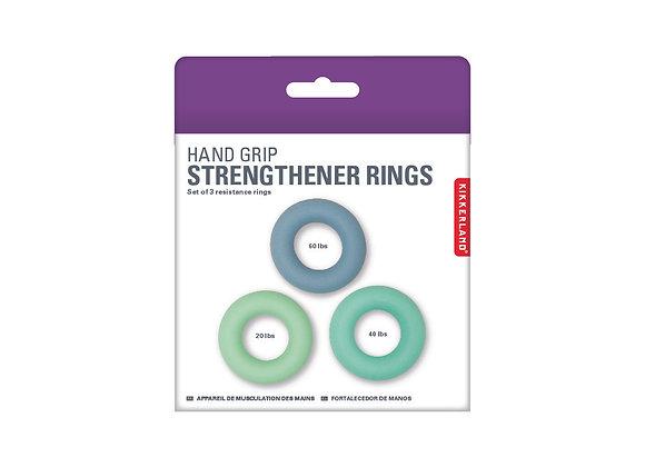 Hand Strengtheners Set of 3