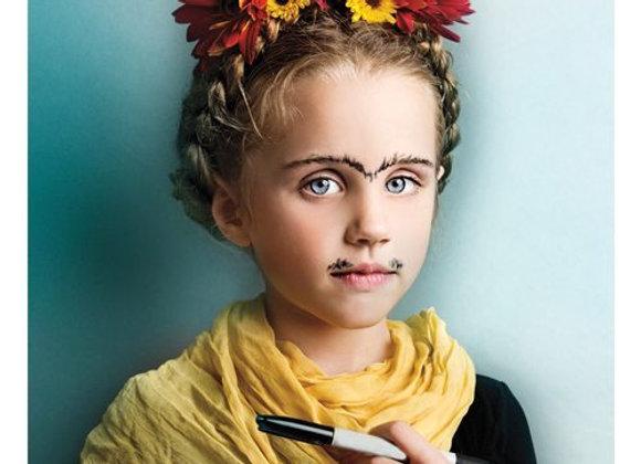 Little Frida Birthday Card