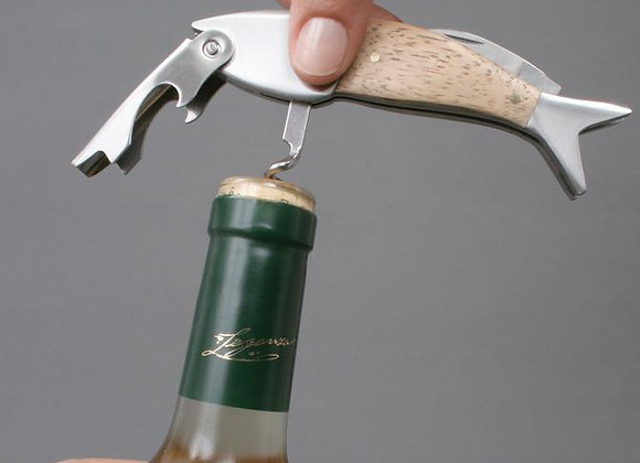 Lightwood Fish Corkscrew