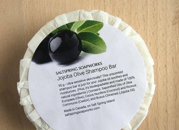 Jojoba Olive Shampoo