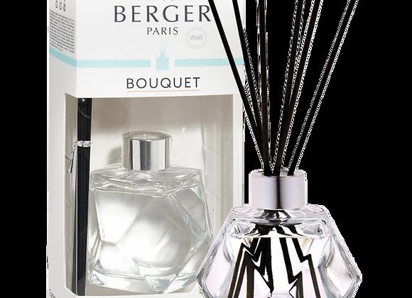Geometry Bouquet Diffuser Clear Zest of Verbena