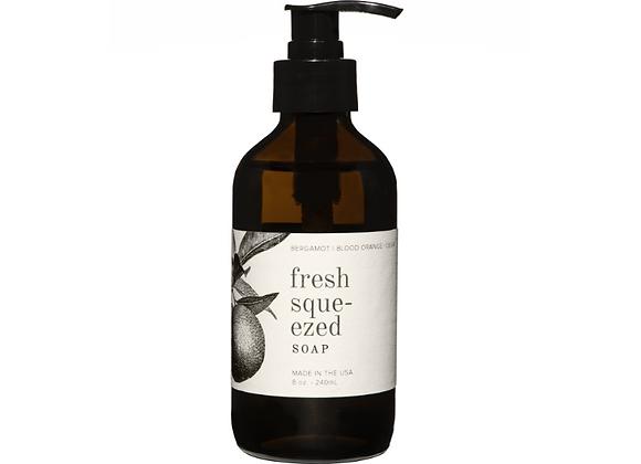 Fresh Squeezed 8oz. Liquid Soap