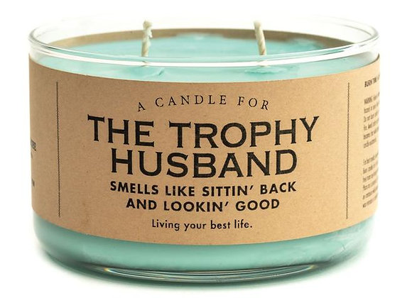 Candle For The Trophy Husband