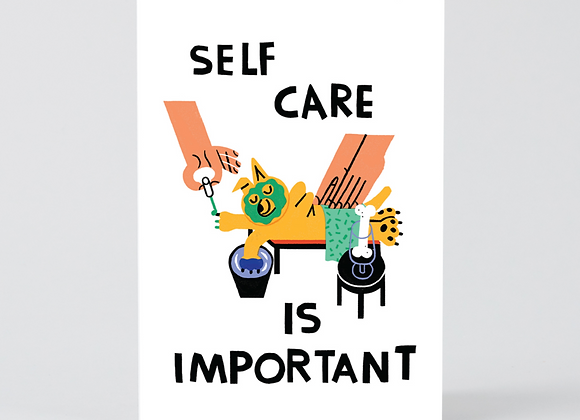 Self Care Card