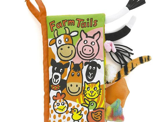 Farm Tails Activity Book
